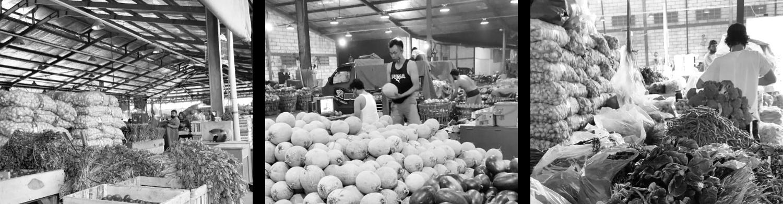 Paskomnas Jaringan Pasar Induk Surabaya
