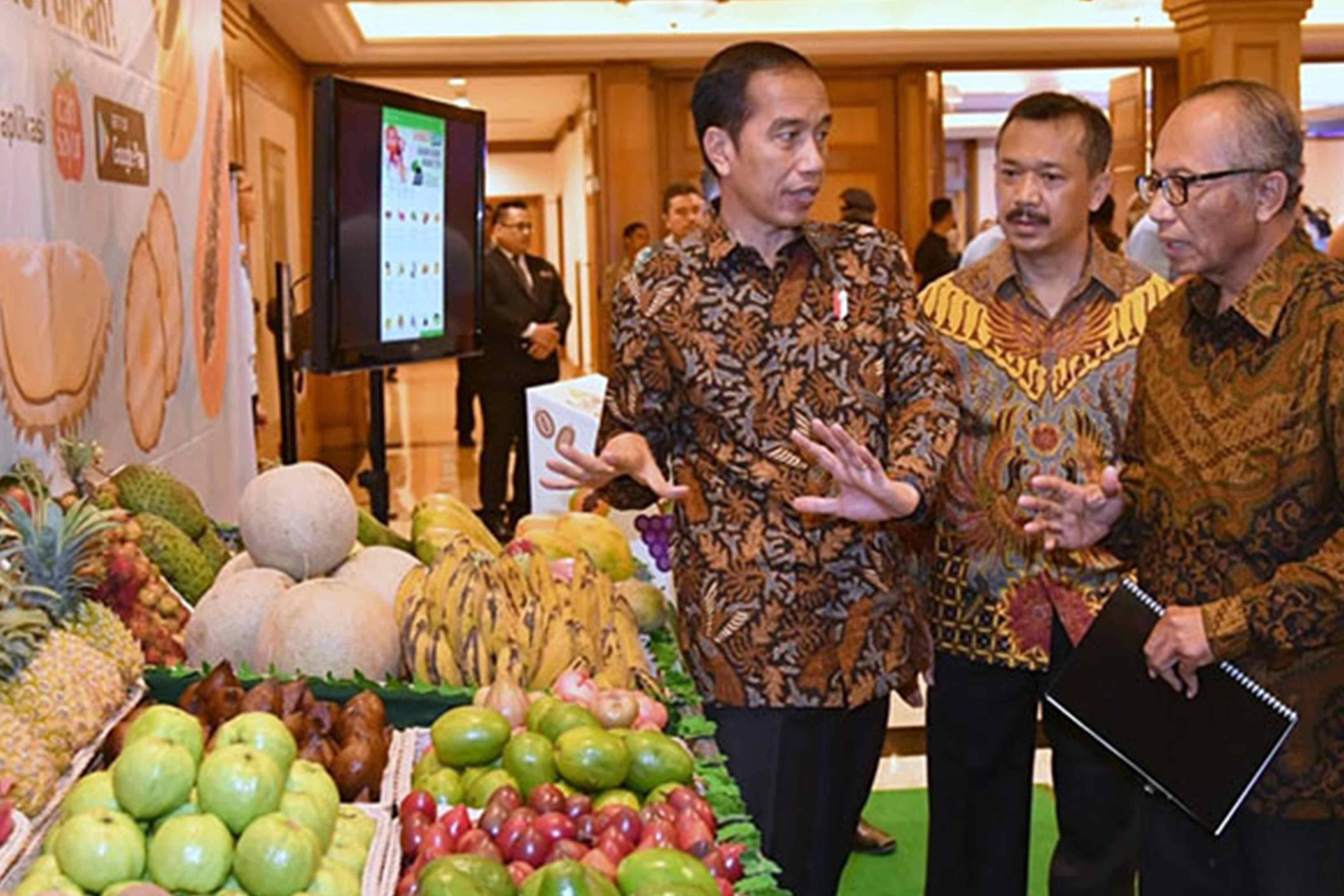 Gelar Buah Nusantara Di Aryaduta 2018