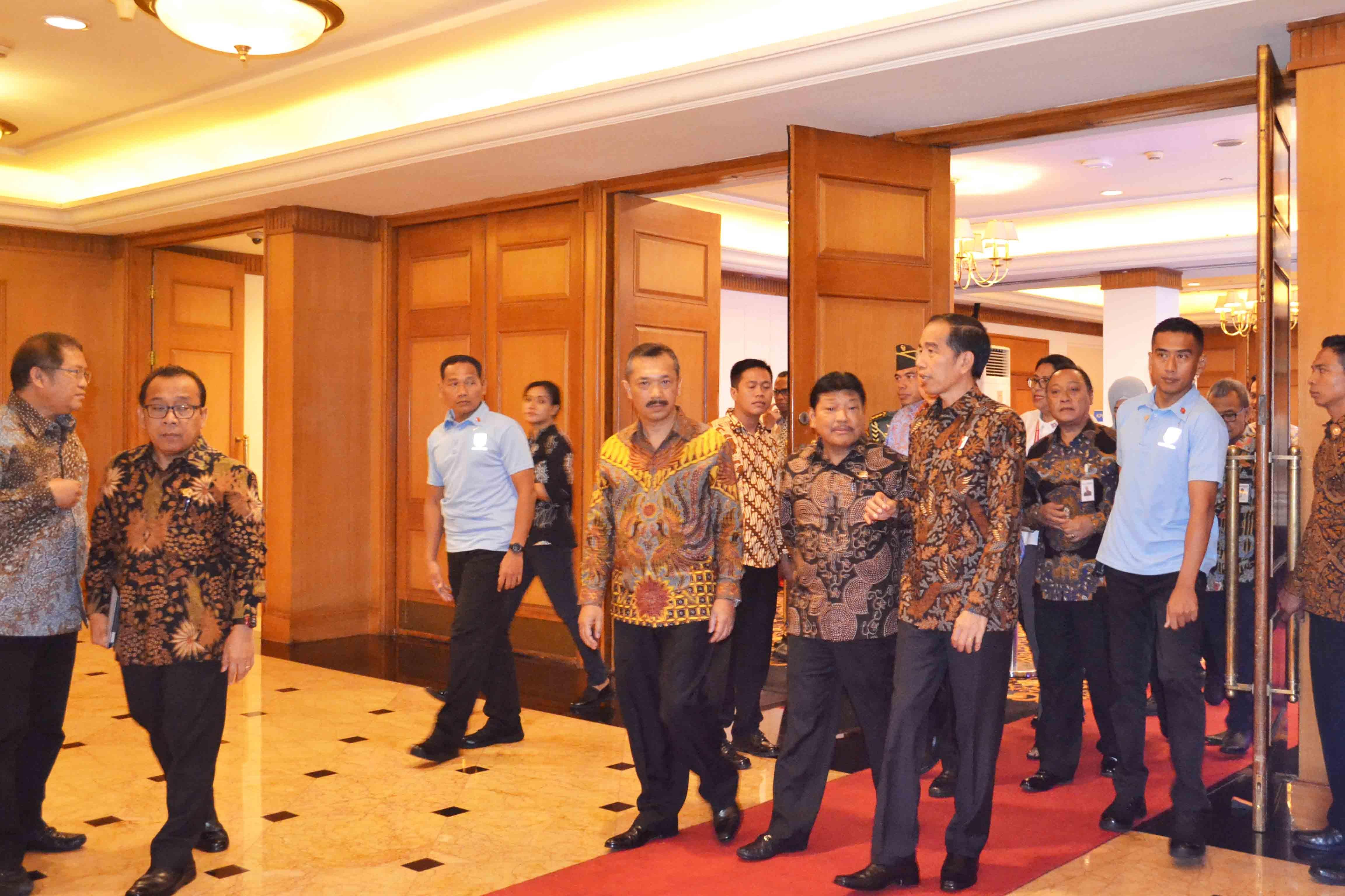 Gelar Buah Nusantara , Di Aryaduta 2018