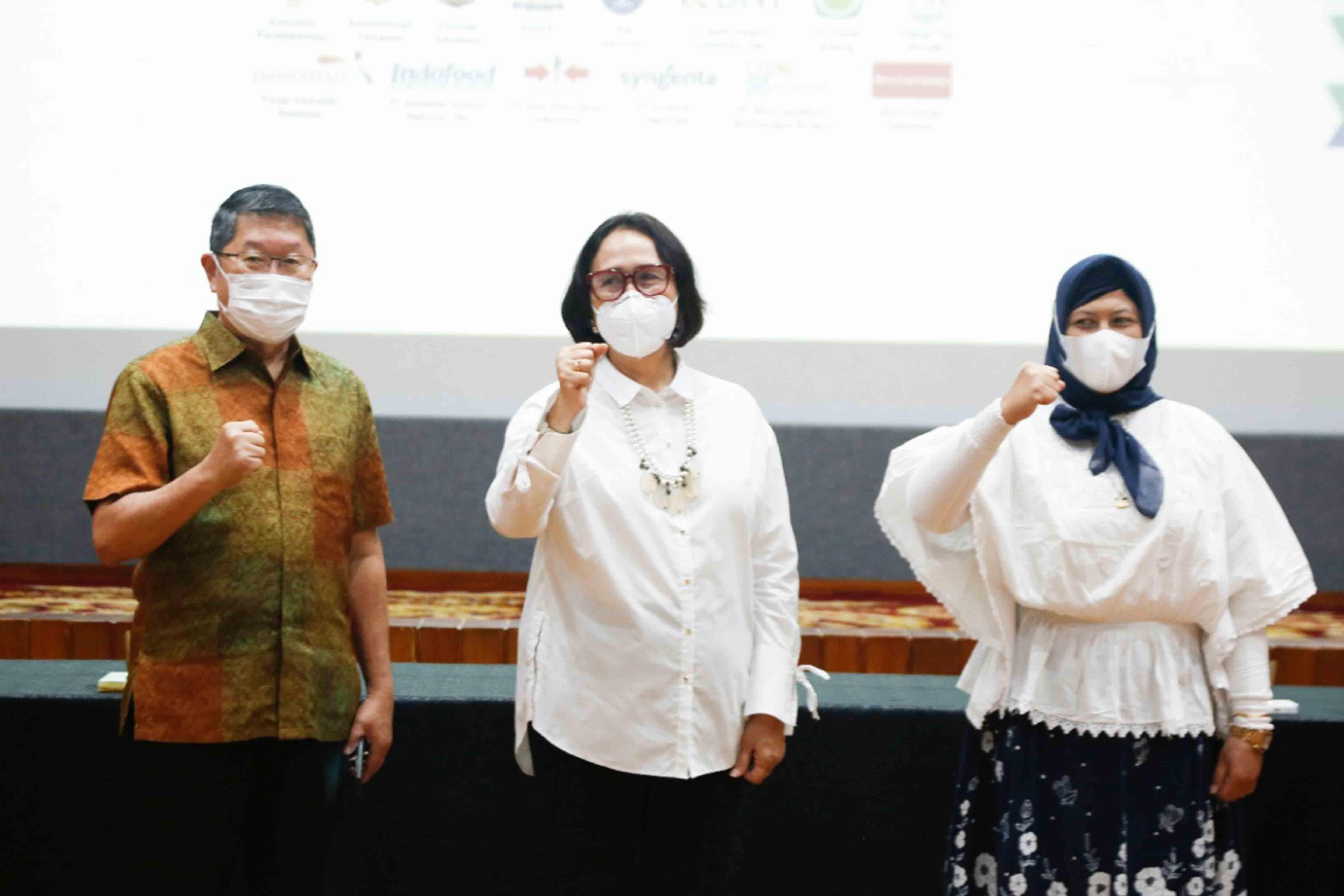 Penandatanganan Nota Kesepakatan Pengembangan Closed Loop Hortikultura, 2021