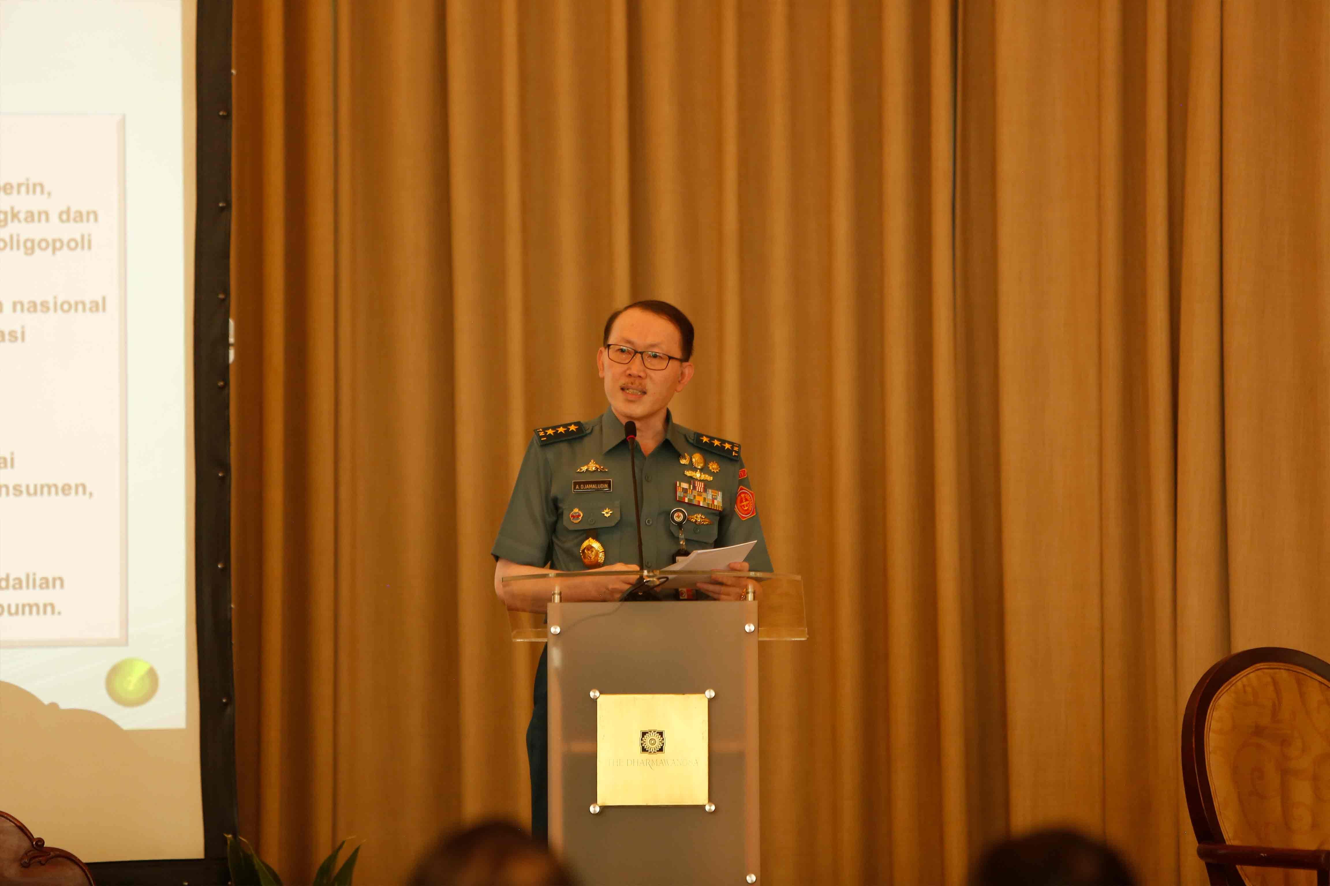 Program Ketahanan Pangan Menuju Kemandirian Pangan Di Hotel Dharmawangsa, Jakarta 2019