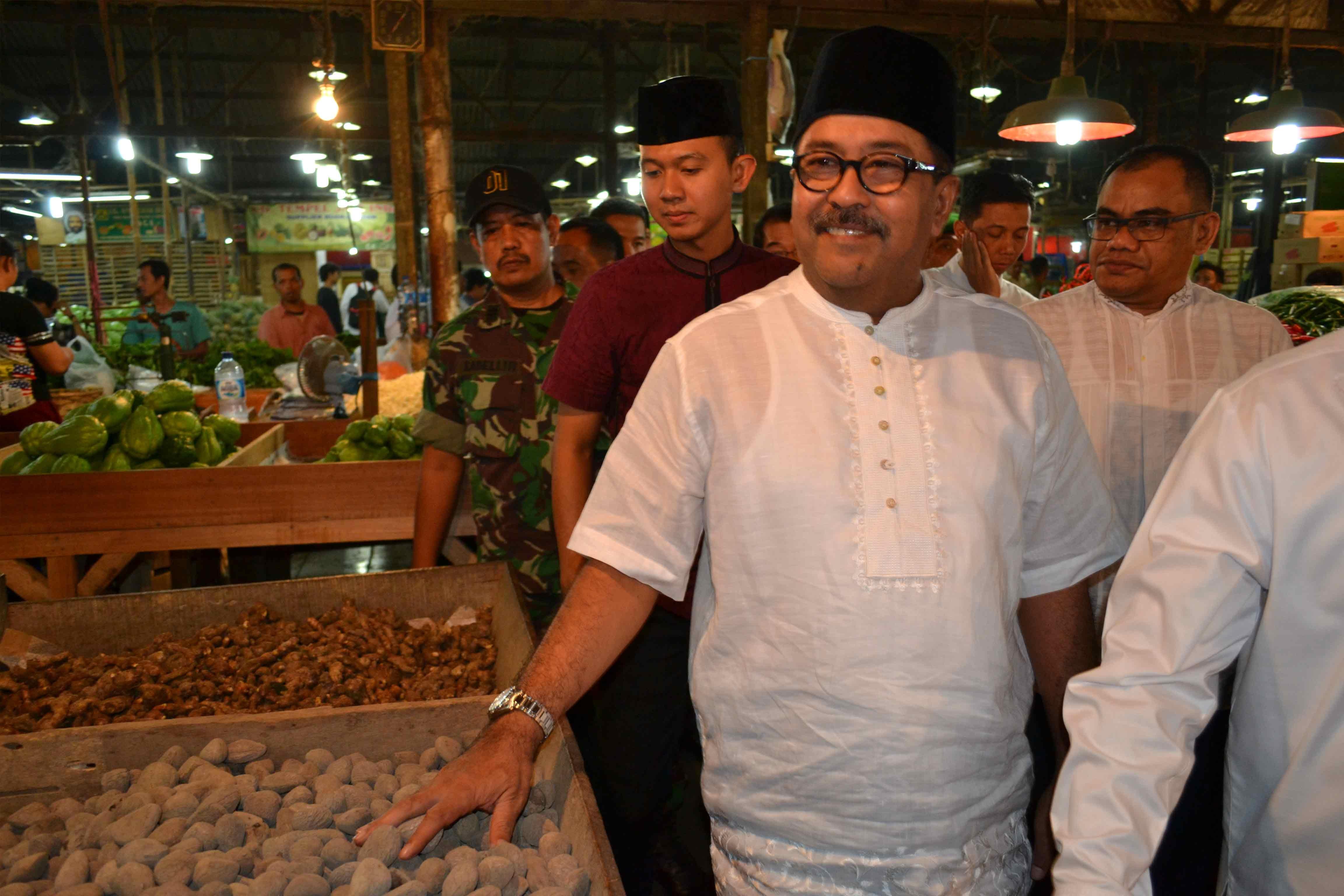 Kunjungan Pejabat ,  wakil Gubernur Tangerang Rano Karno