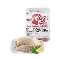 Carisayur Produk  Ayam Kampung Utuh Prebiotik Frozen