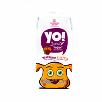 Carisayur Produk Hb Yo! Yogurt For Kids Raspberry Pumkin